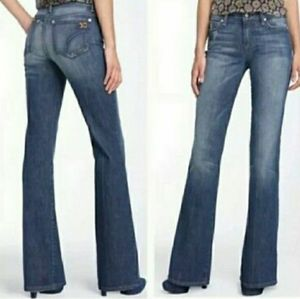Joe's Jeans Muse mid rise bootcut jeans 27